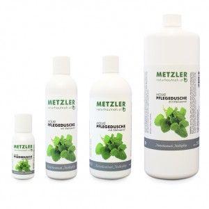 Molke-Pflegedusch mit Melissenöl und Alpenkräutern