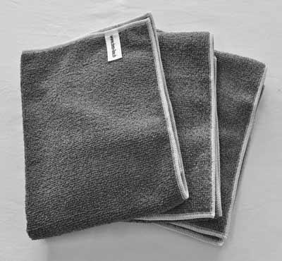 microtuch grau antibakteriell microfasert cher reinigung clean line. Black Bedroom Furniture Sets. Home Design Ideas