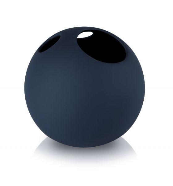 möve New Orbit Zahnbürstenhalter - beschichtete Keramik schwarz