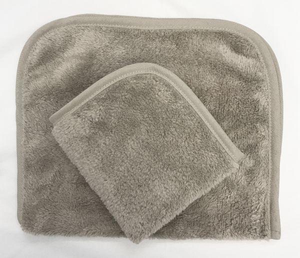 Abdecktuch/ Duschtuch Teddy-Plüsch 75x145cm