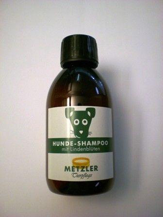 Hunde-Shampoo mit Lindenblütenextrakten 200ml
