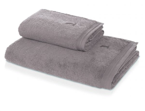 Handtuch taupe Baumwolle 50x100cm statt Fr. 17,90