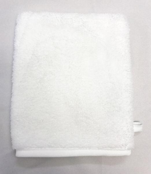 Waschhandschuh Teddy-Plüsch 14x27cm