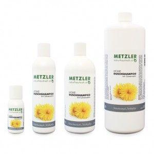 Molke Dusch-Shampoo mit Löwenzahn