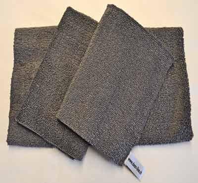 k chent cher set antibakteriell grau microfasert cher reinigung clean line. Black Bedroom Furniture Sets. Home Design Ideas