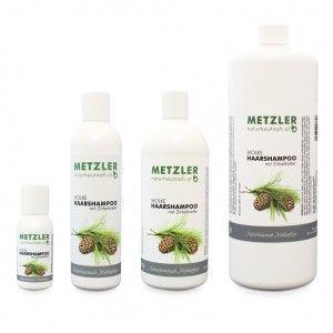 Molke Shampoo mit Zierbelkieferöl